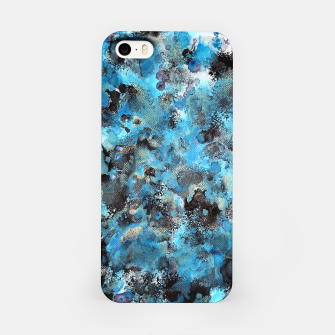 Thumbnail image of Blue blur iPhone Case, Live Heroes