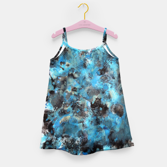 Thumbnail image of Blue blur Girl's Dress, Live Heroes