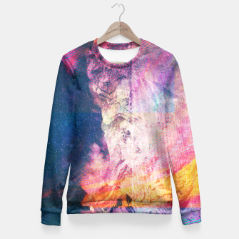 Thumbnail image of Archipelago Fitted Waist Sweater, Live Heroes