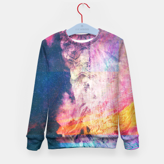 Thumbnail image of Archipelago Kid's Sweater, Live Heroes