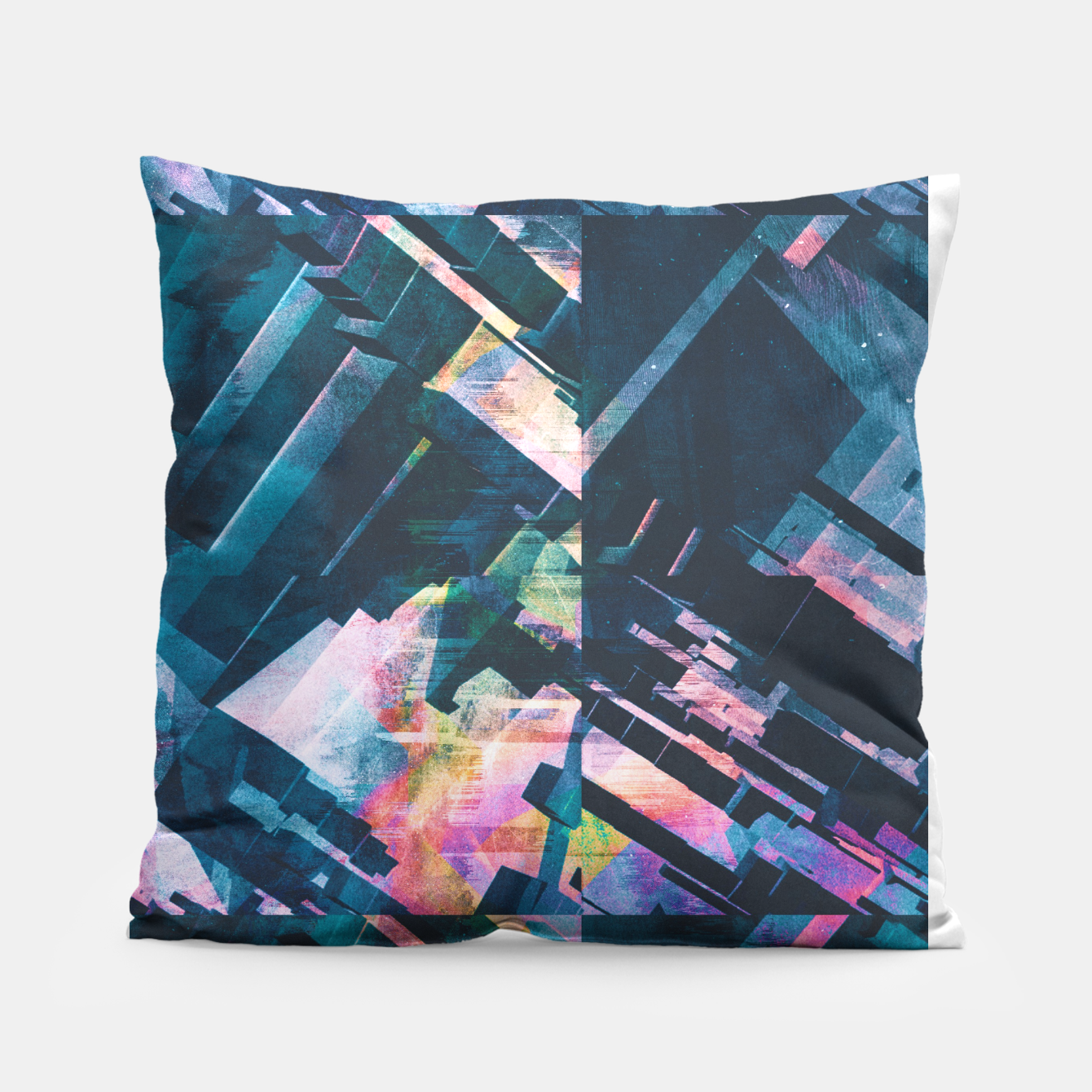 Image of Logic Pillow - Live Heroes
