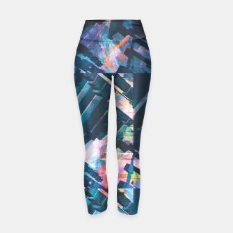 Thumbnail image of Logic Yoga Pants, Live Heroes