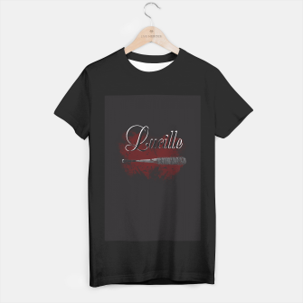 Thumbnail image of Bloodthirsty Lucille T-shirt regular, Live Heroes