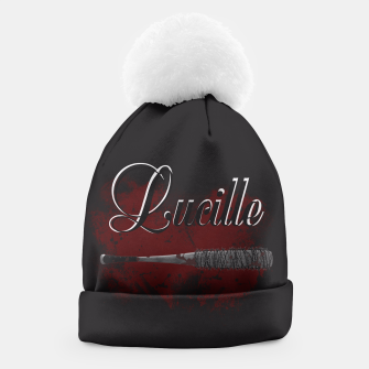 Thumbnail image of Bloodthirsty Lucille Beanie, Live Heroes