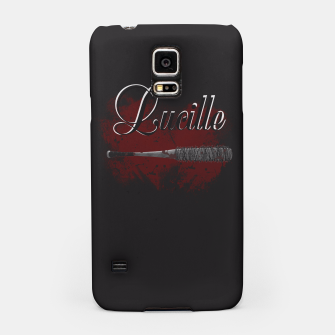 Thumbnail image of Bloodthirsty Lucille Samsung Case, Live Heroes
