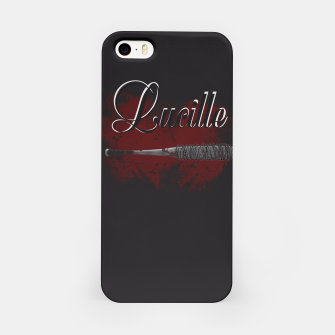 Thumbnail image of Bloodthirsty Lucille iPhone Case, Live Heroes
