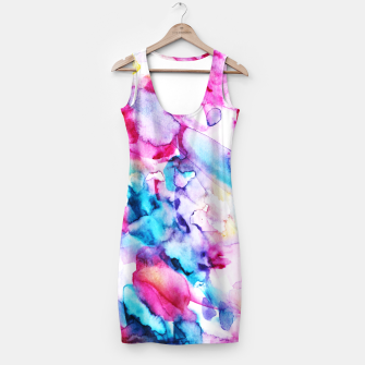 Thumbnail image of Colorful transparency Simple Dress, Live Heroes