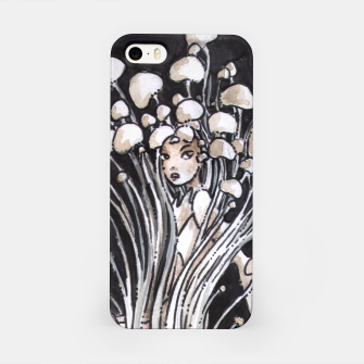 Thumbnail image of Empire of Mushrooms: Flammulina Velutipes iPhone Case, Live Heroes