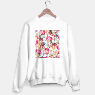 Thumbnail image of Floral Crush Sweater regular, Live Heroes