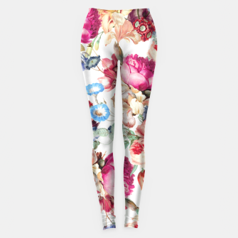 Miniaturka Floral Crush Leggings, Live Heroes