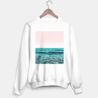 Thumbnail image of Ocean Love Sweater regular, Live Heroes