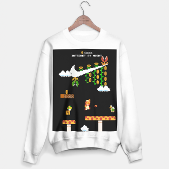 Thumbnail image of Super Mario Bros - NES Aesthetic Sweater regular, Live Heroes