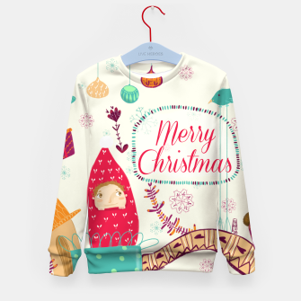 Miniature de image de Kids Sweater, Live Heroes