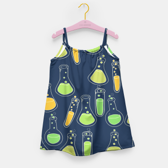 Science Geek Girl's Dress thumbnail image