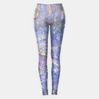 Thumbnail image of Snow Princess Leggings, Live Heroes