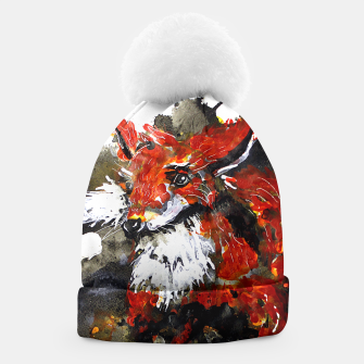 Thumbnail image of Smooth as fox Beanie, Live Heroes
