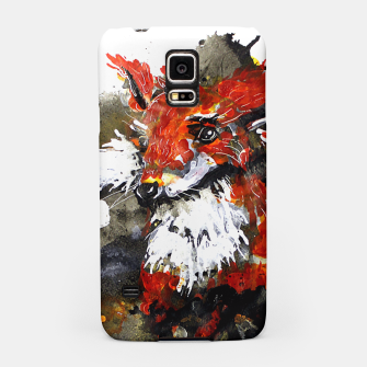 Thumbnail image of Smooth as fox Samsung Case, Live Heroes