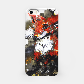 Thumbnail image of Smooth as fox iPhone Case, Live Heroes