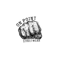 ON POINT STREETWEAR logo