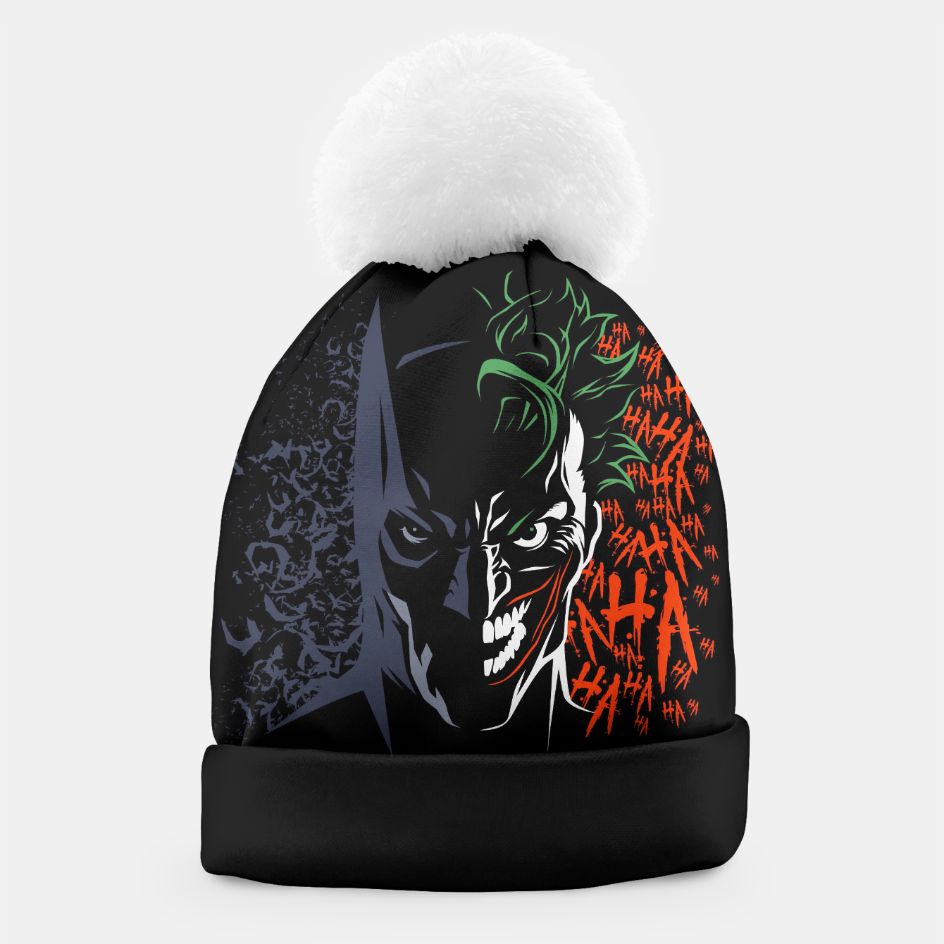 Image of Face to face Gorro - Live Heroes