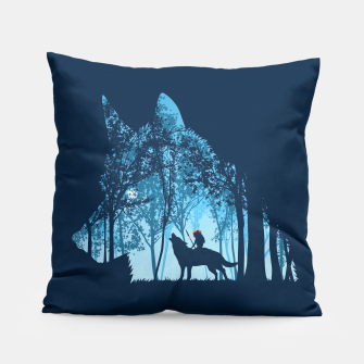 Wolf forest Almohada thumbnail image