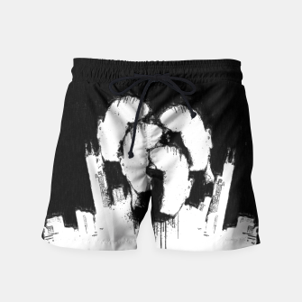 Thumbnail image of N!GHT C!TY Swim Shorts, Live Heroes