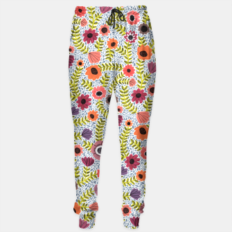 Floral by Veronique de Jong Sweatpants thumbnail image