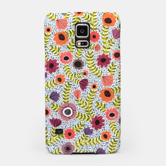 Floral by Veronique de Jong Samsung Case thumbnail image