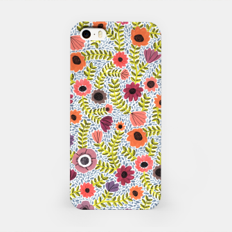 Floral by Veronique de Jong iPhone Case thumbnail image