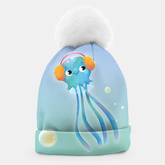 Thumbnail image of Jellyfish Beanie, Live Heroes