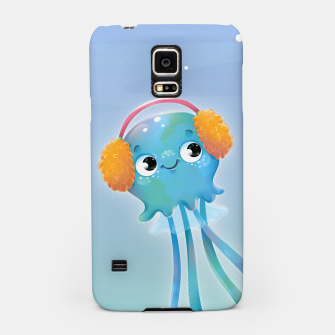 Thumbnail image of Jellyfish Samsung Case, Live Heroes