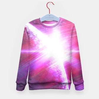 Thumbnail image of Parallel world II Kid's Sweater, Live Heroes