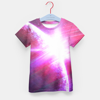 Thumbnail image of Parallel world II Kid's T-shirt, Live Heroes