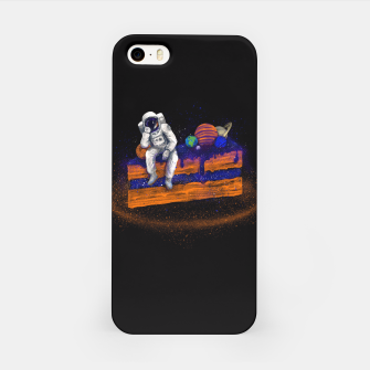 Thumbnail image of Space Cake iPhone Case, Live Heroes
