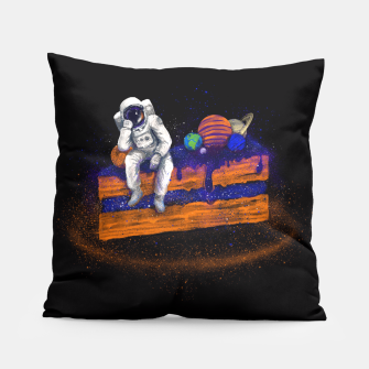 Thumbnail image of Space Cake Pillow, Live Heroes