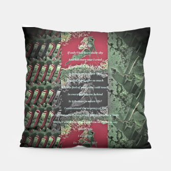 Miniatur Adore Savages Pillow, Live Heroes