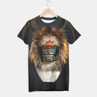 Thumbnail image of Classical Nomad T-shirt, Live Heroes