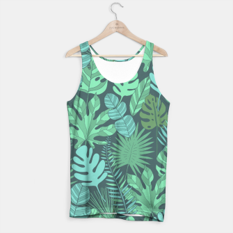 Miniaturka Tropical plantation Tank Top, Live Heroes