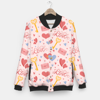 Imagen en miniatura de Love Is In The Air College-Jacke, Live Heroes