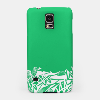 Thumbnail image of Inked Snow Samsung Case, Live Heroes