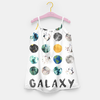 Miniaturka galaxy Girl's Dress, Live Heroes