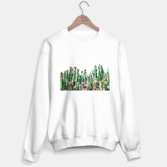 Thumbnail image of Blush Cactus Sweater regular, Live Heroes