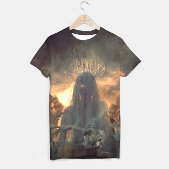Thumbnail image of Antimony T-shirt, Live Heroes