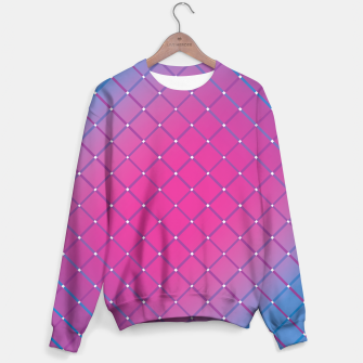Thumbnail image of Cool Pink Design Sweatshirt, Live Heroes