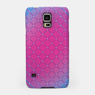 Thumbnail image of Cool Pink Design Handyhülle für Samsung, Live Heroes