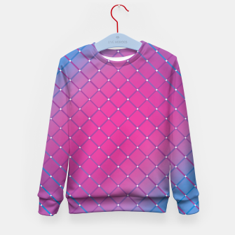 Thumbnail image of Cool Pink Design Kindersweatshirt, Live Heroes