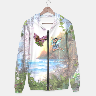 Thumbnail image of Fairy Kingdom Hoodie, Live Heroes