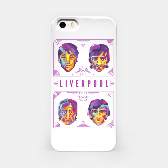 Thumbnail image of Beatles cool design iPhone Case, Live Heroes