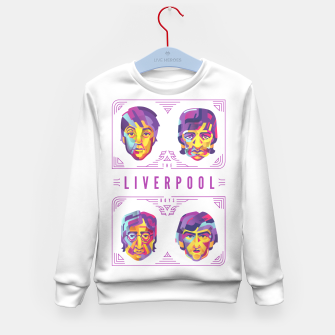 Thumbnail image of Beatles cool design Kid's Sweater, Live Heroes