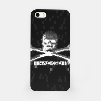 Thumbnail image of HACKED! (☠) iPhone Case, Live Heroes